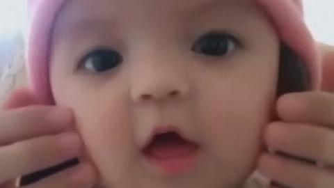 چالش جالب مادرانی که بچه تپل دارند + فیلم