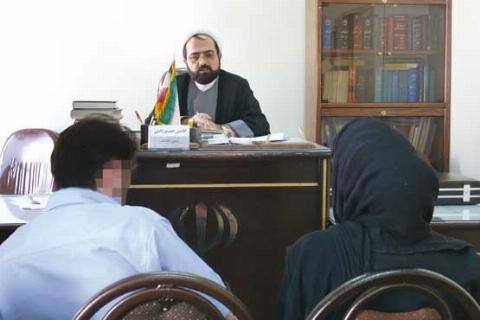 عجیب ترین طلاق دنیا در تهران اتفاق افتاد!