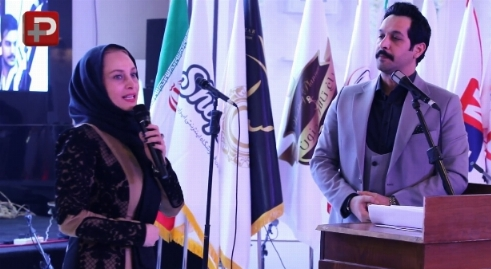 مهمانی خصوصی سوپراستارهای سینما و غول ترین برندهای ایران در رویایی ترین باغ تهران