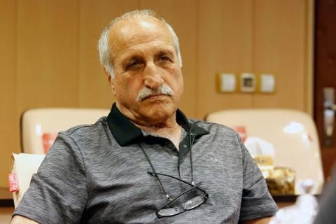 """منصور برزگر به فردوسیپور، مجری """"90"""": «ما مثل شما بله قربانگو نیستیم»"""