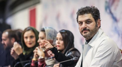 در این فیلم شاگردی شبنم مقدمی و احمد مهرانفر را کردم/ آقايان فکر می کنند تمام 17 میلیارد توی جیبشان می رود/ حاشیه های دیدنی و جذاب نشست خبری فیلم خجالت نکش