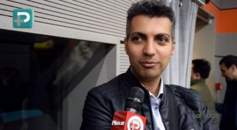 ری اکشن جالب عادل فردوسی پور به سوالی درباره درگیری اش با علی کریمی/فیلم هومن سیدی را بیشتر از بمب، یک عاشقانه دوست داشتم/جشنواره فیلم فجر