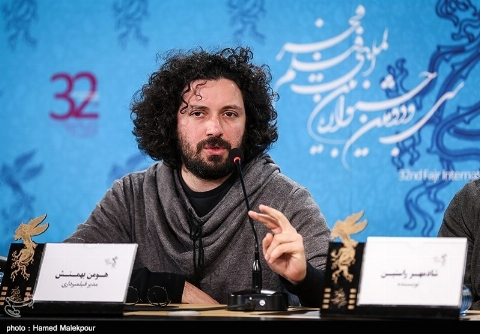 داورها آدم های محترمی هستند که تن به این کارها نمی دهند/ هومن بهمنش در حاشیه جشنواره فیلم فجر