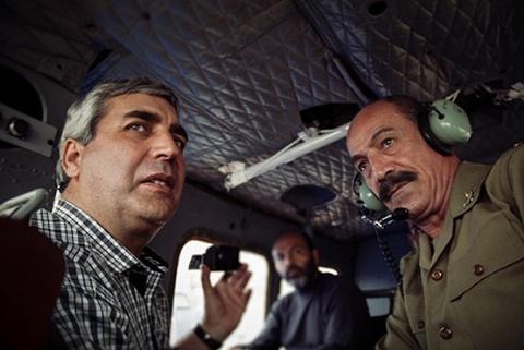 بازیگر سرشناس فیلم ابراهیم حاتمی کیا، جدیدترین منتقد آقای کارگردان: اگر هیچکاک بودید چه می کردید!