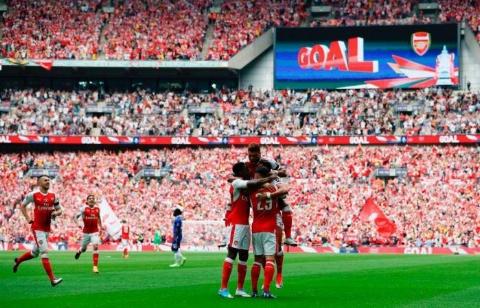 آرسنال ۲-۱ چلسی؛ آرسنال با شکست چلسی راهی فینال جام اتحادیه شد