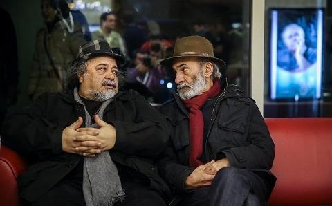 آخرین گفتگوی ضیاء الدین دُری در جشنواره فیلم فجر