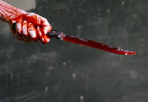 حمله وحشیانه دختر جوان با چاقو به همکلاسیاش +فیلم