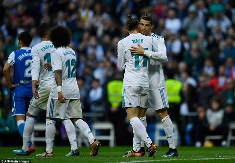 رئال مادرید ۷ - ۱ دپورتیوو لاکرونیا؛ سرانجام بغض کهکشانی ها ترکید