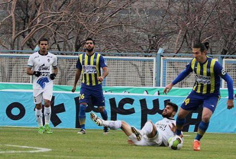 عجیب ترین گل تاریخ لیگ برتر به ثمر رسید!