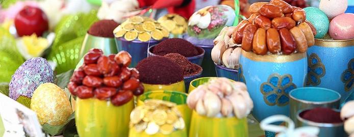 ایده هایی درگوشی برای شیک ترین و لاکچری ترین هفت سین عید امسال، به پیشنهاد دکوپلاس