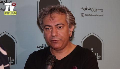 محمدرضا هدایتی: حاضر نیستم برای گرفتن نقش تن به هرکاری دهم/ اتفاقا در کار موسیقی بسیار جدی هستم و آلبومم هم بخاطر کوتاهی شخصی منتشر نشده/ امیدوارم امسال مردم به خواسته هایشان برسند
