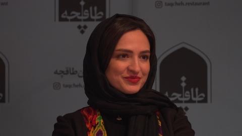 گلاره عباسی: نمی توانم مثل لاله اسکندری باشم/ وقتی بخواهد کاری را انجام دهد باید اتفاق بیفتد
