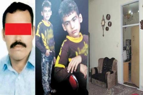 10 سال زندان، برای مردی که پسرش را به خاطر خرید ترقه کشت / او دخترش را هم به قصد کشت کتک زد + فیلم