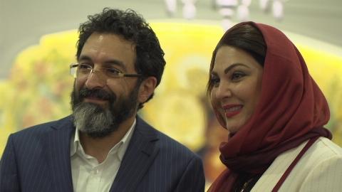 مهمانی پر اتفاق بازیگران سینمای ایران در رستوران لوکس خانم بازیگر و همسرش: به دنبال یک پاتوق خاص برای دورهمی هایمان بودیم/ لاله اسکندری از رستوران طاقچه اش در شیراز رونمایی کرد