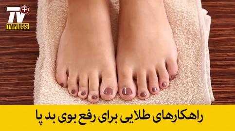 با چای و روغن از شر بوی بد پا خلاص شوید/11 نکته طلایی برای جلوگیری از رشد باکتری در پا