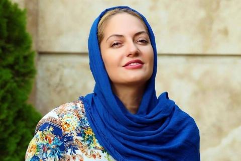 سرسره سواری مهناز افشار به همراه فرزندش + فیلم