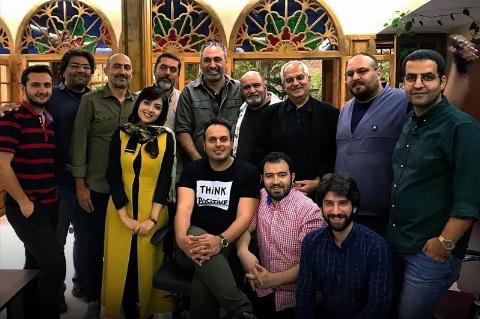 ویدئوی جالبی از پشت صحنه «لاتاری» به مناسبت تولد «محمد حسین مهدویان»