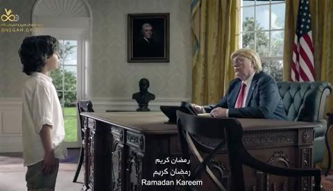 موزیک ویدیو عجیب و جالب برای ترامپ!