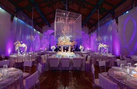 عروس، سقف تالار جشن را روی سر مهمانان آوار کرد! +فیلم