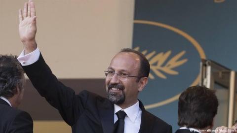 واکنش «اصغر فرهادی» به خروج آمریکا از برجام در حاشیه جشنواره کن