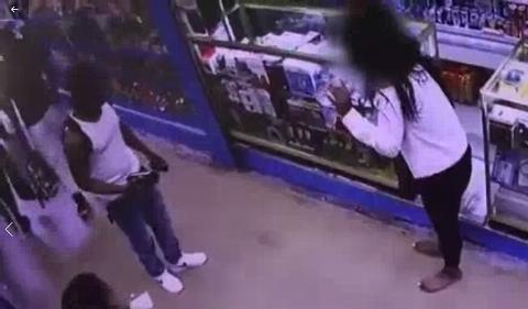 ویدیو؛ لحظات دردناک بعد از اسیدپاشی روی صورت و دهان دختر جوان