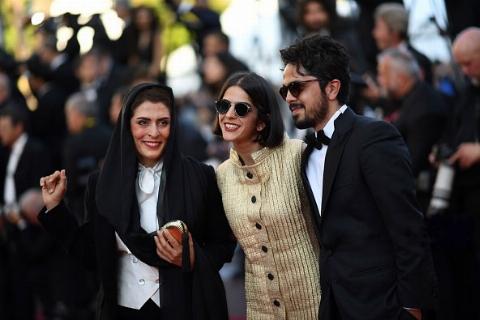 ویدیو؛ پیام جعفر پناهی در اختتامیه جشنواره فیلم کن