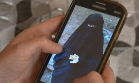 روایت زندگی وحشتناک یک زن بیوه داعشی