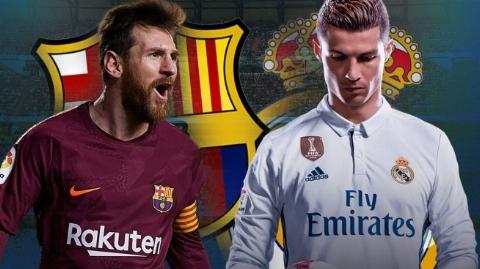 پیش بازی دیدار بارسلونا - رئال مادرید (الکلاسیکو)