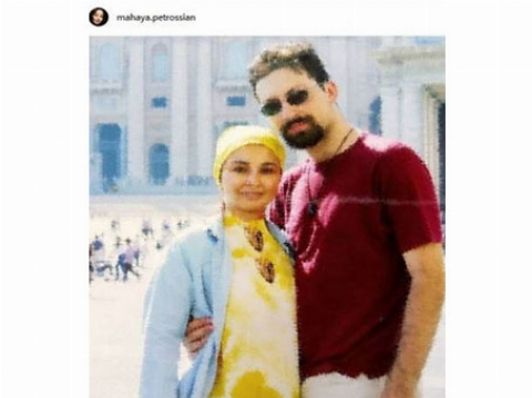 خانم بازیگر ماجرای طلاقش را لو داد + عکس