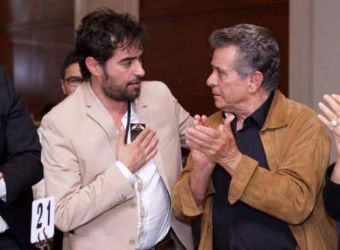 خاطره جالب شهاب حسینی در مقابل بهروز وثوقی: بهم گفت فیلم خوب میخوای کارهای بهروز را ببین