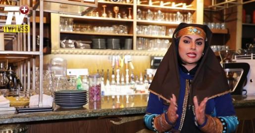 کلاب رویایی مصری ها در اندرزگوی تهران رونمایی شد/فایرکلاب اولین کافه رستوران مصری ایران را ببینید