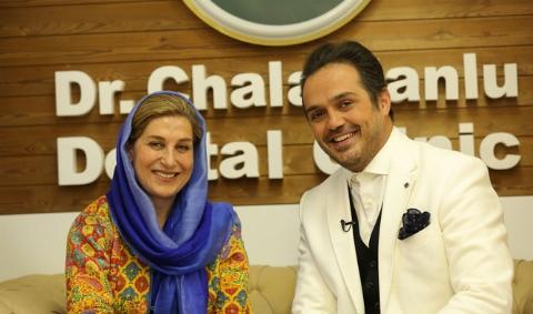 دورهمی با شکوه مشهورترین دندانپزشک ایران در شب رونمایی از بزرگترین کلینیک تهران با حضور معروف ترین ستاره های کشور