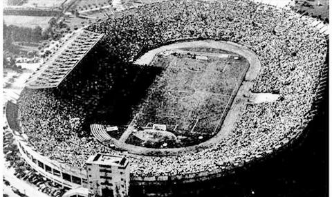 ویدیوی زیرخاکی ورزشگاه اختصاصی جامجهانی 1962 شیلی