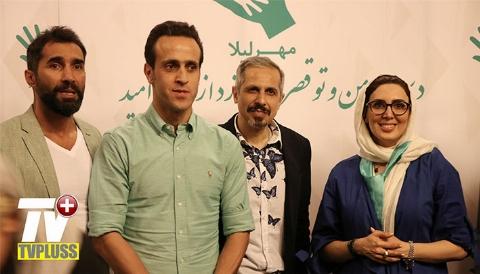 پایکوبی ستاره های ایرانی در مهمانی خیابان نیاوران خانم بازیگر/لیلا بلوکات بزرگترین مهمانی ماه رمضان را برپا کرد