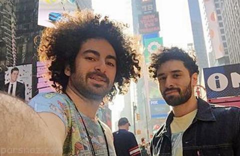 موزیک ویدیوی جدید و شاد هومن گامنو به نام افتخار ایران برای جام جهانی روسیه