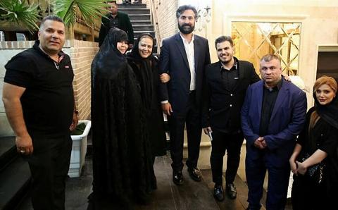 مهمانی باشکوه نابغه جوان ایرانی در شب گردهمایی ستاره های آریایی