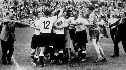 زیرخاکی های تاریخ جام جهانی فوتبال/ 1954 سوئیس