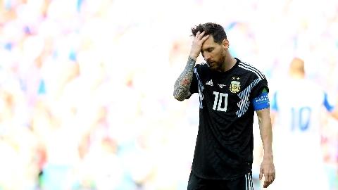 خلاصه بازی آرژانتین 1 - ایسلند 1 (جام جهانی 2018 روسیه)
