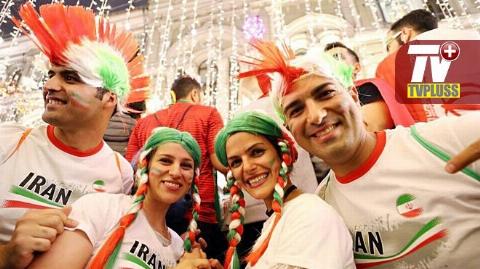 همه آنچه از پشت صحنه پیروزی باشکوه تیم ملی ایران در جام جهانی  روسیه ندیدید/اختصاصی تی وی پلاس