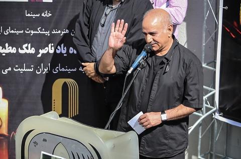 ویدیو صحبت های کامل پرویز پرستویی در مراسم تشییع پیکر ناصر ملک مطیعی که بازتاب گسترده ای داشت