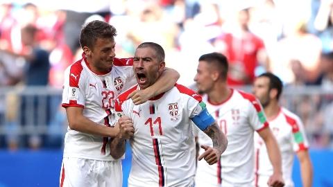 خلاصهبازی کاستاریکا 0 - صربستان 1(جامجهانی 2018 روسیه)