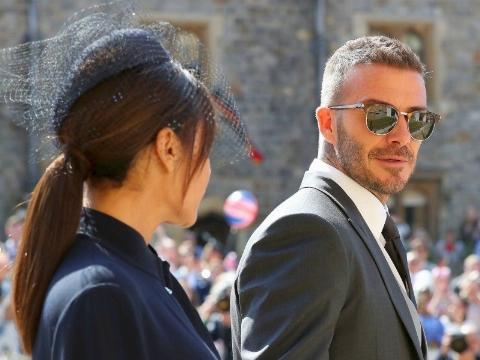 خیانت دیوید بکهام به زنش قبل از عروسی سلطنتی! | تی وی پلاس