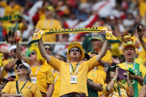 خلاصه بازی استرالیا 0 - پرو 2 ( جام جهانی 2018 روسیه)
