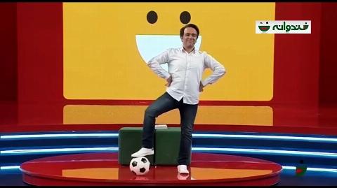 استندآپ کمدی باحال و خنده دار امیر کربلاییزاده درباره اتفاقات فوتبالی