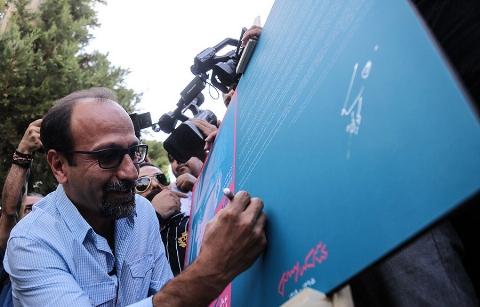 عباس کیارستمی: دلم می خواهد با مرگ خودم بمیرم نه مرگ پزشکی/امضای اصغرفرهادی، فرمان آرا، کیمیایی و جعفر پناهی پای بیانیه هواداران آتشین کیارستمی