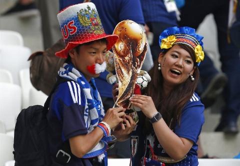 خلاصه بازی ژاپن 0 - لهستان 1 (جام جهانی 2018 روسیه)