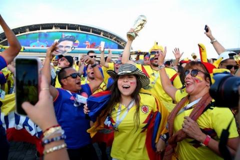 خلاصه بازی لهستان 0 - کلمبیا 3 (جام جهانی 2018 روسیه)