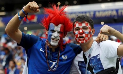 خلاصه بازی فرانسه 4 - کرواسی 2 (فینال جام جهانی 2018 روسیه)