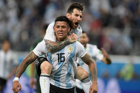 خلاصهبازی نیجریه 1 - آرژانتین 2 ( جامجهانی 2018 روسیه)