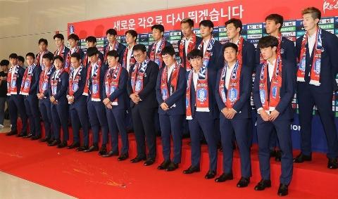 استقبال ناجور کره ای ها  از بازیکنان تیم ملی کرهجنوبی با پرتاب تخممرغ! + ویدیو